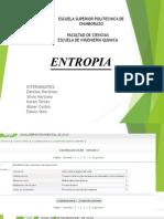 entropia diapositivas