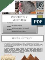 Morteros y Concretos Fiorela