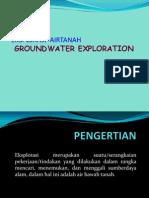 Eksplorasi Air Tanah2,5