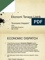 ECONOMIC DISPATCH.ppt