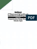 Ms Project Untuk Penjadwalan Kerja Proyek Teknik Sipil