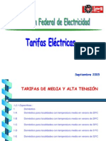 Tarifas de media y alta tension.ppt