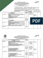 Plan Anual Didactico 2014-2015 Primero