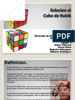 Equipo 2 Cubo de Rubik