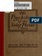 Julia Seton - The Psychology of the Solar Plexus and Subconscious Mind