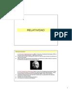 Relatividad Completo FIS 433