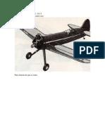 Sobre Aeromodelismo