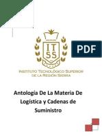 Antologia Logistica y Cadena de Suministro 2014