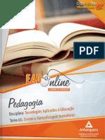 PED1 Tecnologias Aplicadas a Educacao 01