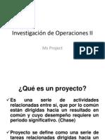 Semana 5 - MS Project