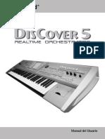DisCover5 SP