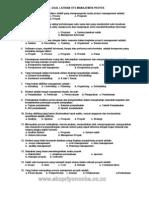 Soal-Soal Latihan UTS Manajemen Proyek BSI-OKE