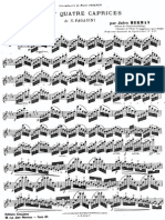Paganini N. - 24 Caprices. Caprice No. 01 - Flute Solo[1]