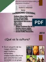 Exposicion Patrimonio Cultural