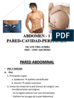 1. Abdomen 1- Pared Abdominal-16.11.13