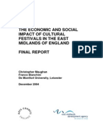 Economic and Social Impact-final Report