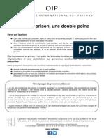 OIP - Tract Marche Des Fiertés 2014