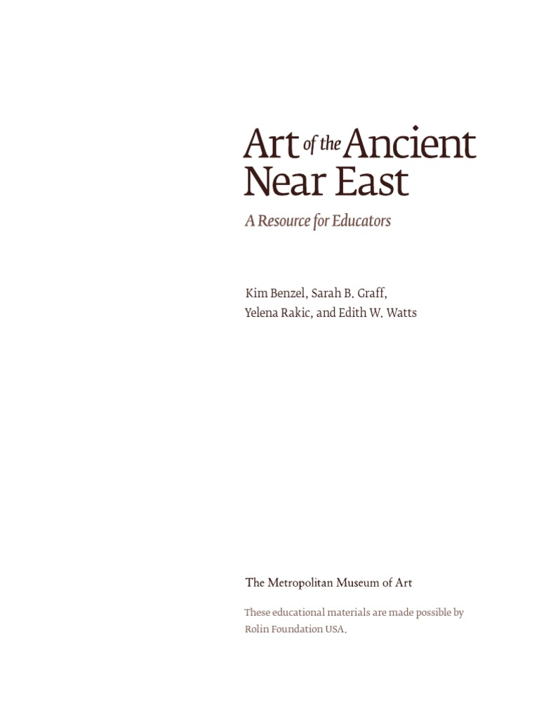 a look at prehistoric art and art of the ancient east A global, archeological survey of prehistoric art in the form of paintings, carvings,   what looks to us like art probably had implications vastly different from those  we  from regions such as the near-east, far-east, and europe, i think this book,  which  this is a magnificent looking production, with hundreds of ancient items .