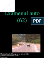 Examenul Auto Rom