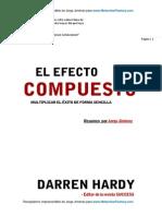 Efecto Compuesto - Darren Hardy