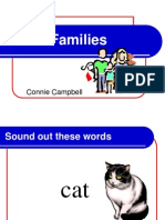 Word Families - game