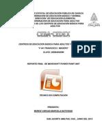manual cv
