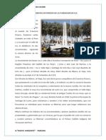 Antecedentes Historicos de La Fundacion de Ica - Carlos