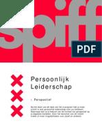 Spiff Amsterdam 20 Persoonlijk Leiderschap 1 Van 4