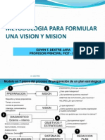VISION-MISION Rigurosidad Academica