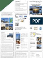 Flyer 2014 Associazione Vela d'Altura