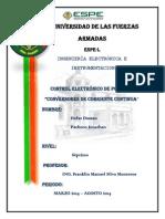 Conversores Ac-dc Motor Dc