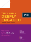 Truly, Madly, Deeply Engaged