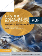 Eva Magnusson, Jeanne Marecek - Gender and Culture in Psychology