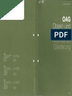 D11 CRB Objektarten Gliederung OAG, Objekt- Und Flächenarten