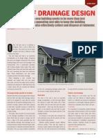 Roof Drainage Design