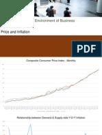 CPI and GDP Deflator