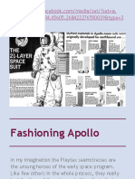 Fashioning Apollo