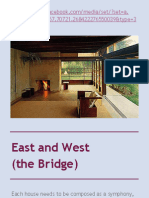 East and West (the Bridge)