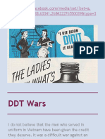 DDT Wars