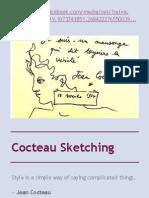 Cocteau Sketching