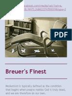 Breuer's Finest