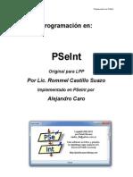 Manual PSeInt Final