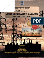 CEA India load generation balance report 2014 - 2015.pdf
