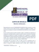Carta de Brasilia