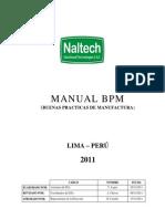 Nt-sa-m002 Manual Bpm Naltech