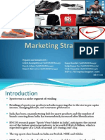 Marketing Strategies NIKE 0c Vivek