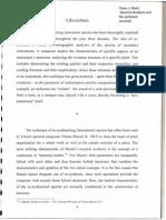 Desintegrations y Analisis Espectral
