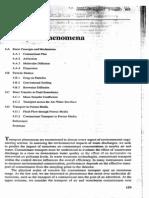 Handout 10 - Nazaroff Ch 4 - Transport Phenomenon