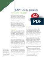 Dttl Technology SAP Utilities Template