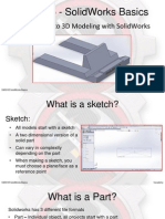 SWB105 - SolidWorks Basics v6nr